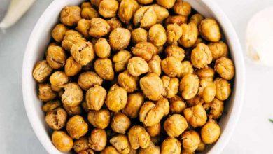 تصویر فرق نخودچی با نخود چیست و چگونه تهیه می شود؟