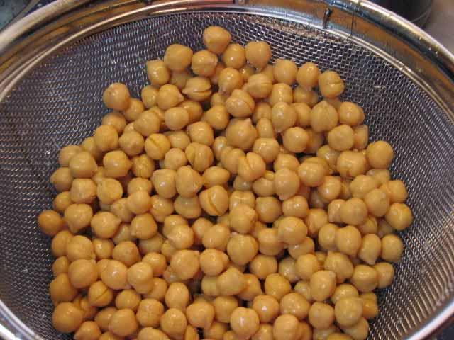 طرز تهیه نخودچی بوداده