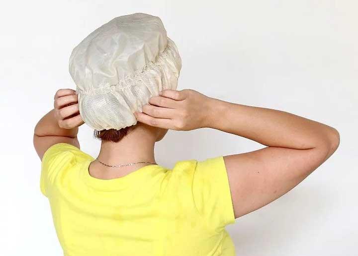 روغن بادام برای مو