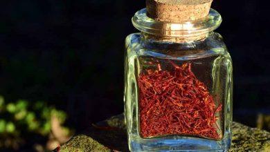 تصویر حقایق جالب در مورد زعفران!