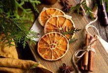 تصویر میوه خشک های حاوی ویتامین C